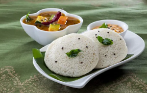 Low Calorie Oats Idli